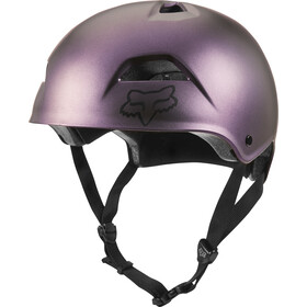 Fox Flight Sport Helm Herren black iri